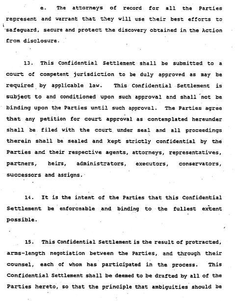 29 1993 settlement