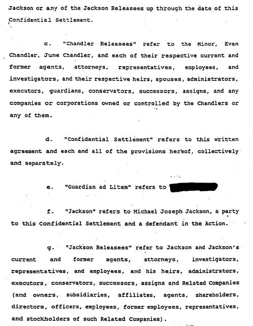 3 1993 settlement