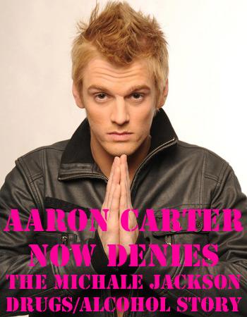 Aaron carter weed