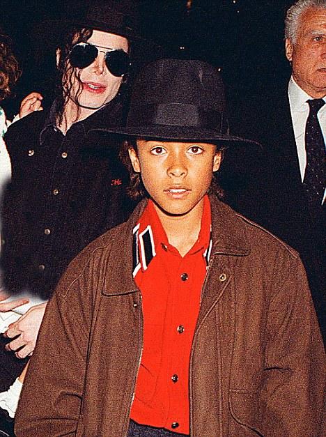 Michael Jackson Clothing Store