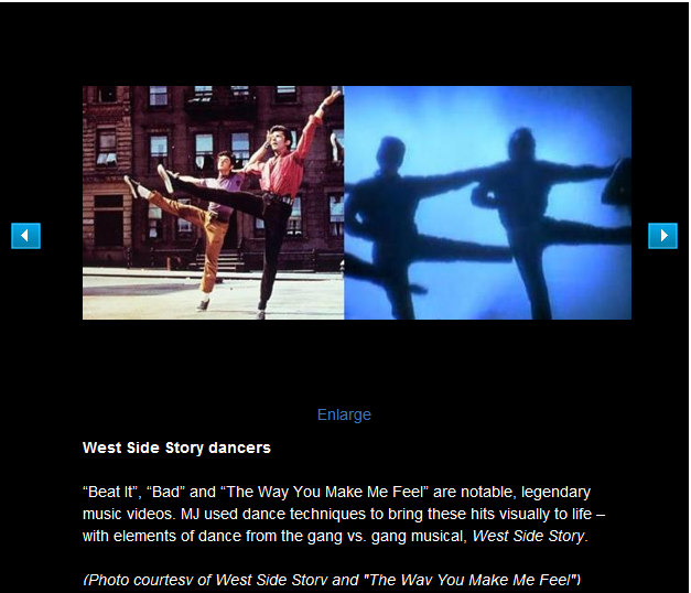 west side story character analysis
