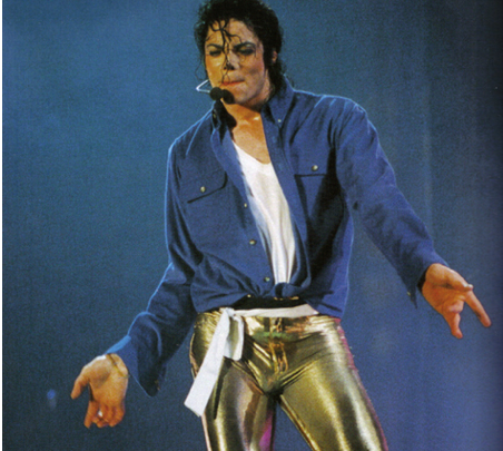 How long is michael jacksons cock