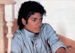MJ: There were times when I had great times with my brothers, pillow fights and things, but I was, used to always cry from loneliness.