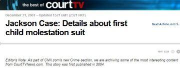 CNN archive of Dec.31, 2007 header