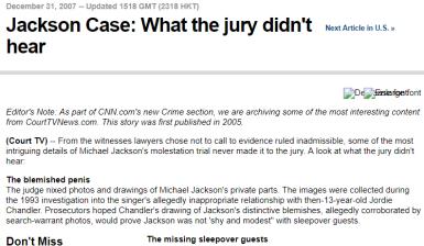 CNN what the jury didn't hear