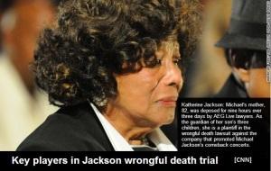 AEG trial- Katherine Jackson