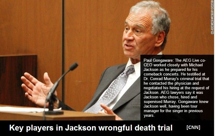 Dr. Murray Lawyers Up for Wrongful Death Suit