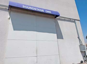 Central Staging in Burbank - its Sound stage one where the rehearsals were held