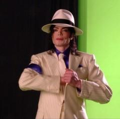 Making Smooth Criminal at Culver Studios (early June 2009)