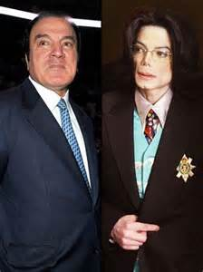 Tohme Tohme was Michael Jackson's manager in 2008-2009