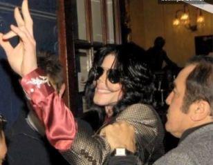 Michael Jackson and Tohme