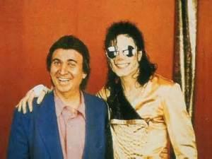 Marcel Avram and Michael Jackson
