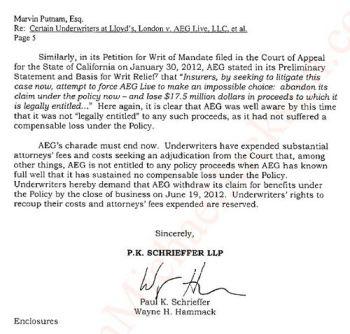 Schreiffer's letter 5b