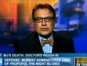 "Dr. Farshchian on Dr. Drew's program: ""Michael Jackson was grossly misunderstood"""