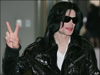 Michael Jackson in Japan March 2007