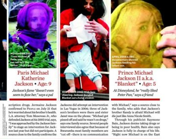People Magazine spoke of an intervention in 2006. (By the way a closer look at the picture of MJ and the baby Blanket shows that the baby is sitting on the railing)