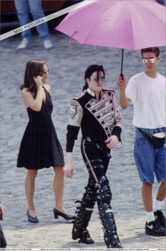MJ and LMP. Making History