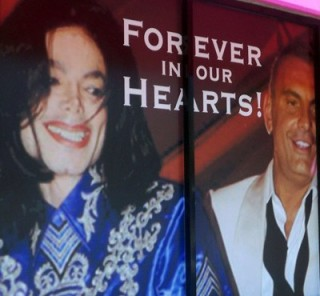 MJ and Audigier forever in our hearts