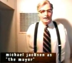 MJ as the mayor