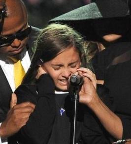 "Paris Jackson: ""You were the best daddy"