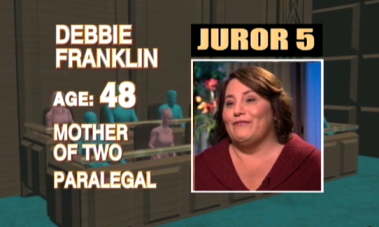 Juror #5 in Murray's trial