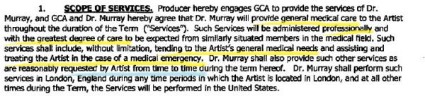 murrays-contract-scope-of-his-services