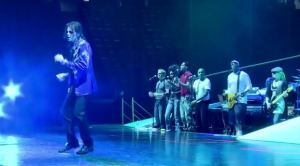 The date of June 19th the authors give for Billie Jean rehearsal is ridiculous. On June 19th MJ felt so bad that he couldn't even set his foot on the stage. Billie Jean was rehearsed at the very beginning of June at the Forum (as the seats around the stage show it). And Michael could still spin!
