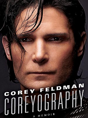They say that Corey Feldman's book is fantastic