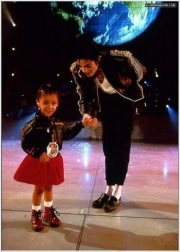 MJ and girl