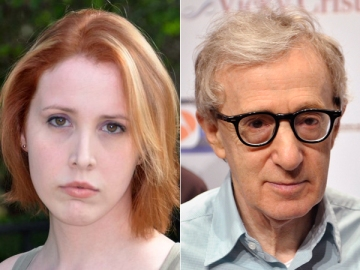 Dylan Farrow has grown up and talks