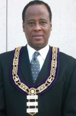 Conrad Murray, the freemason