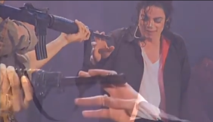 MJ Earth Song2