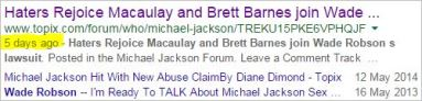 Haters rejoice as Macaulay and Brett Barnes -5 days ago, from Google