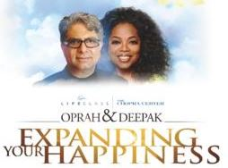 Oprah and Deepak launch an all-new meditation experience
