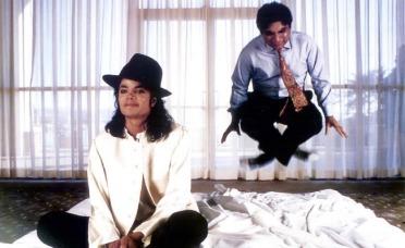 Deepak Chopra in MJ's life