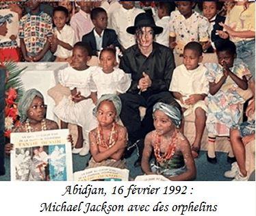 MJ in Africa 1992