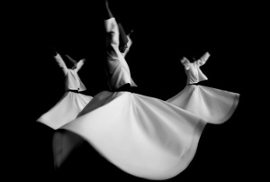 Dance is a passion Michael Jackson shared with Rumi