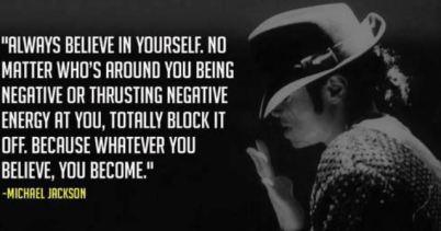 MJ's quote