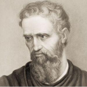 Michelangelo. Painter, Architect, Poet, Sculptor (1475–1564)