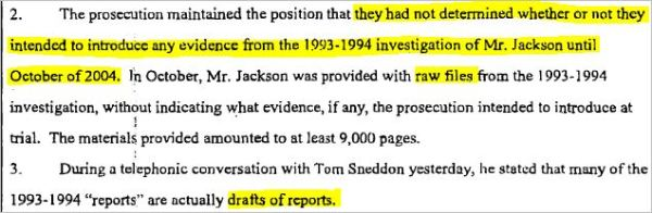 December 17, 2004 Sanger about raw files, drafts of reports