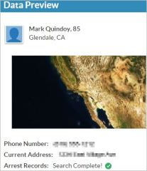 Quindoy Mariano lives in Glendale. CA