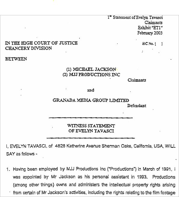 """writing a witness statement for court It means that if a witness statement is made outside of court (in a writing or recording made outside of court), and is offered to prove something at issue in the trial, it is """"inadmissible hearsay"""" and cannot be used."""