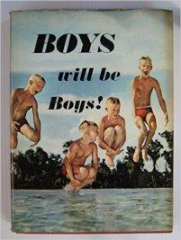 Boys will be boys, cover