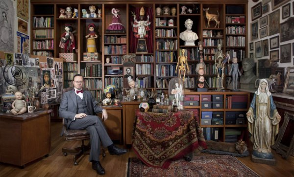 Mark Ryden portrait
