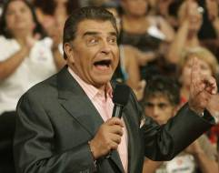 Mario Kreutzberger (stage name Don Francisco) a Chilean television host, and a popular personality on the Univision network reaching Spanish-speaking viewers in the United States