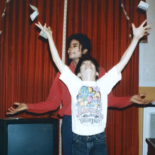 Safechuck and MJ